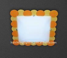88019 Orange Wall lamp for kids
