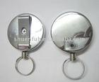 Multi-style yoyo retractable reel id card holder