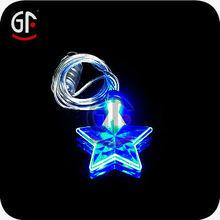 Gift Led Design Flash Necklace