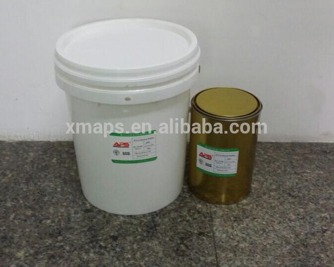 RTV-2 liquid silicone electronic components potting adhesive