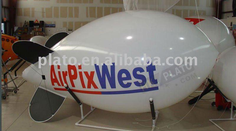 2011 Durable Advertising inflatable camera airship