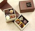 di alta qualità di cioccolato scatole