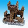 Hot resin castle