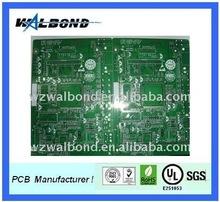4 layers pcb, solar circuit board,led driver circuit board for flashlight