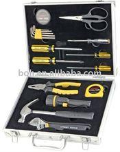 18pcs aluminum tool kit professional hand tool set
