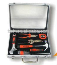 12pcs aluminum tool kit professional hand tool set