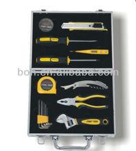 15pcs aluminum tool kit professional hand tool set