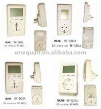 Multi pin plugs voltage 3-pin plug socket and sockets