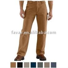 Mens Anti-oil Workwear Trousers Jean Trousers
