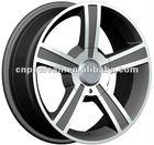 BK203 Caster wheel for a car