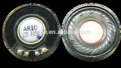 30mm high quality earphone speaker