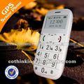 Concox gps del teléfono móvil con clave de grandes, fm, la antorcha, los teléfonos celulares para personas mayores de edad
