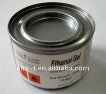 bbq in scatola di combustibile di logoramento 160g etanolo