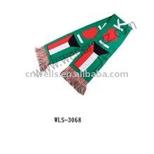 Jacquard UAE Scarf