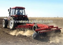 Soil cultivating machinery