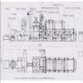 Semi di girasole dehulling e apparecchiature di separazione( verticale)( tfkh1500)