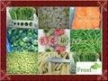 frais légumes surgelés