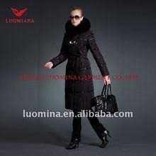 2012 Fashion Cheap Black Down Coat for Women