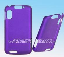 rubber case for Motorola MB860