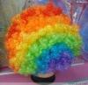 TZ-62294 colorful party clown wigs
