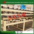 Fábrica de placas de yeso / placa de yeso línea de producción / planta