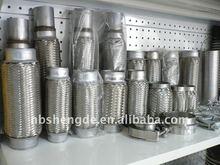 51mm OEM Stainless steel 304 braid flexible pipe