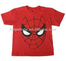 100% cotton fashion kids anpanman t-shirt