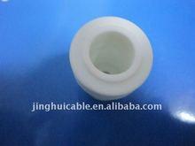 Ceramic lamp end cap