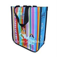 Hot Sale Cute Custom Printed Laminated Non Woven Shopping Bag