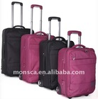 Light weight travel trolley bag/ luggge/