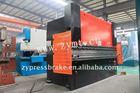 WC67Y-125T/3200 E10 Digital Display Hydraulic Plate Press Brake/Bending Machine