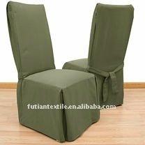Jacquard dinning room chair cover ,ottoman rib pattern .