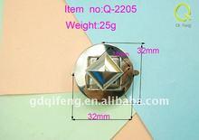 fashion metal bag lock Q-2205