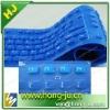 waterproof silicone rubber keyboards
