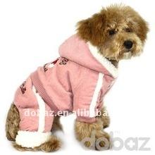 Sheepskin dog clothes big pet dog clothes japan dog clothes