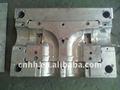 ODM moldeo por inyección de la instalación de tuberías del codo del pvc de 90 grados
