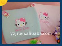 plush hello kitty backrest floor cushion
