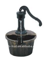 1-Tier Bucket Fountain
