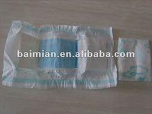 Wholesale PP tape baby diaper 2012
