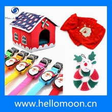 2015 Hot Fancy Customized Outdoor Christmas Decorations Dog