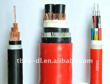 South Africa SABS standard 3*95mm2 Copper PVC underground power cable,Australian underground mining power cable 4*185mm2