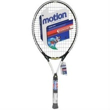 Aluminum carbon tennis racket