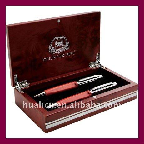 Beautiful MDF Wooden elegant pen and pencil box