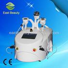 ultrasonic cavitation+RF+vacuum slimming /fat reducer roller massage vacuum beauty machine eMAGIC506