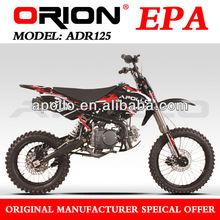 China Apollo ORION EPA 125CC Pit Bike 125CC Off Road Dirt Bike Racing Bike 17/14