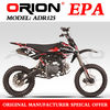 China Apollo ORION EPA 125CC Pit Bike 125CC Off Road Dirt Bike Racing Bike 17/14