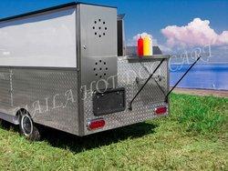 NEW hot dog cart HD-250