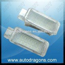 for Audi for VW for Skoda license plate lamp/Seat LED interior Light