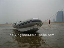 deep-V aluminum leisure boat;lobster boat for sale
