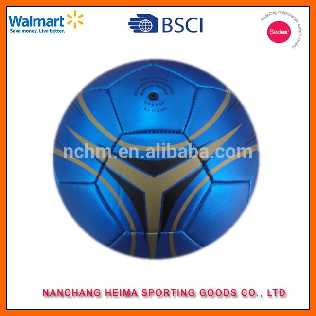 Champion Customizer Machine Stiched 26Panels Stocking Lot Promotion PVC Soccer Ball